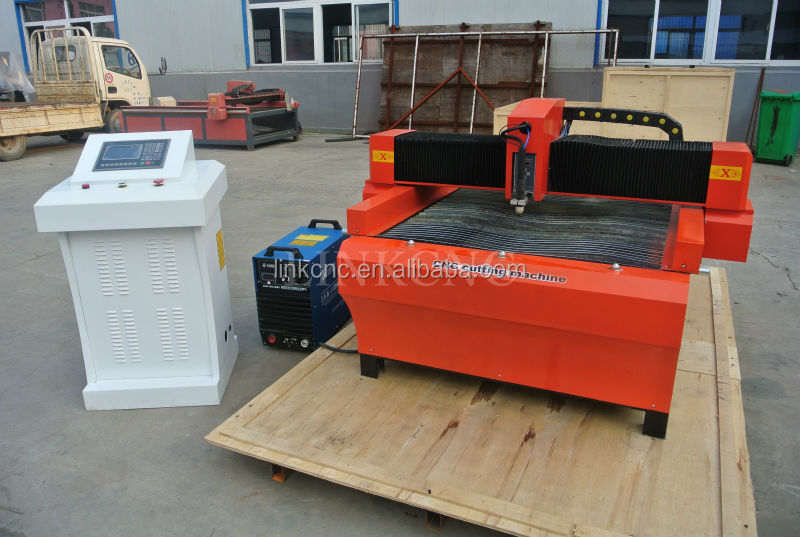 1325 factory price cnc plasma machine with vacuum adsorption