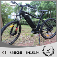 Steamoon new model strong battery 48V mountain electric bicycle/bike
