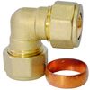 Brass Fitting Compression Copper fitting plumbing