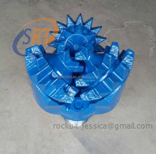 diameter 16 inch wide milled tooth oil well drill bit tricone rock roller bit API standard