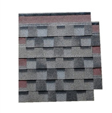 Laminated Fiberglass Asphalt Roofing Shingles Roof Tiles