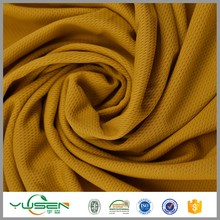 Hot sale power quick drying knitted Stiff Mesh Fabric