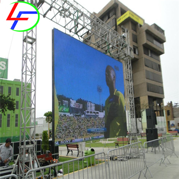 ph2.5mm video wall china low price high quality led rent indoor P6 LED Advertising billboards