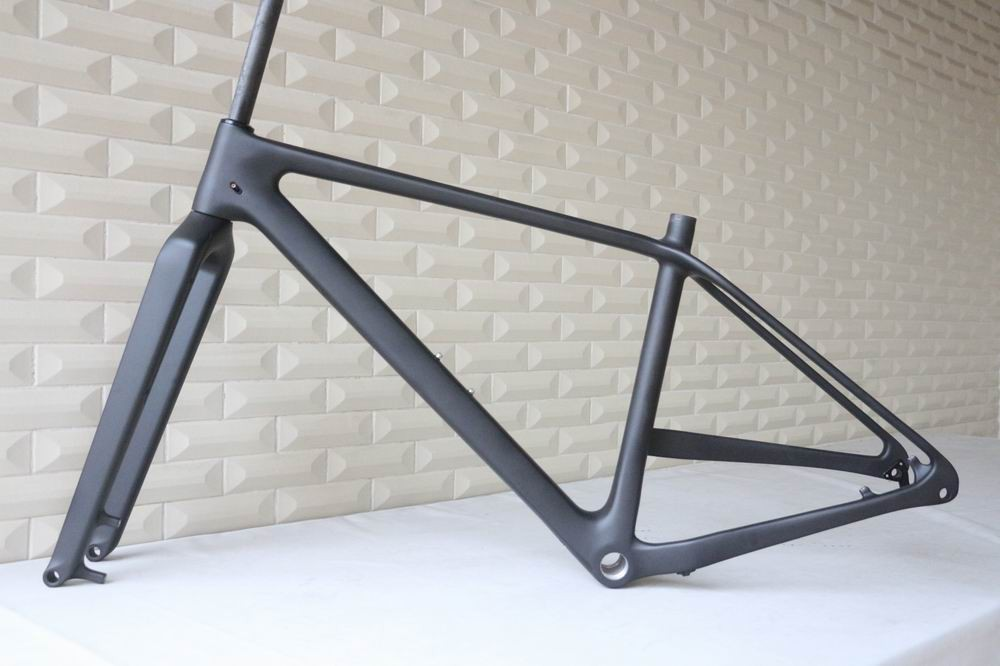 new products 2016 new design 27.5+ plus hard tails carbon frame,650B plus carbon frame and fork,carbon frame 27.5er plu