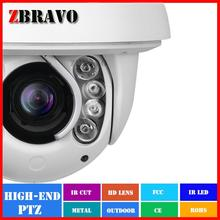 Auto Iris Security AHD PTZ Wholesales Price,2.0megapixel PTZ Camera