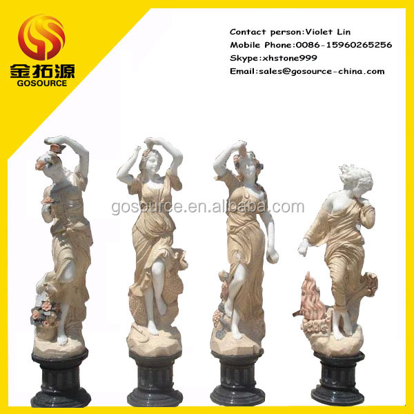 Europe angel figure statue marble sculpture