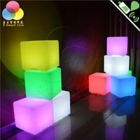 suppliers of Mordern LED plastic Garden Chair, LED Garden Furniture, Garden tables and chairs