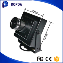 "PAL/NTSC 1/3"" Sony 960H CCD 650TVL mini pinhole hidden cctv camera"