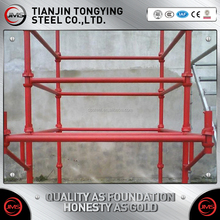 Manufacturer directly supply Scaffolding Steel scaffolding types and names