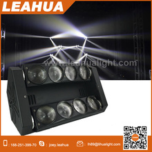 Moving head led beam RGBW 4in1 led spider light