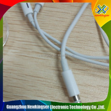 Super Bass Sound White 3.5mm headphones For Apple iPhone 5 5s 6 6s earphone with Remote and Mic