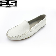 New Design Universal Leather Lady Shoes