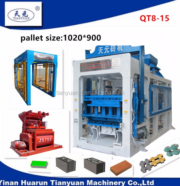 Great Value automatic clay brick manufacturing plant factory China