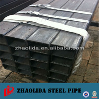 waterproof building materials ! 2 inch square steel tubing steel rectangular tube supplier
