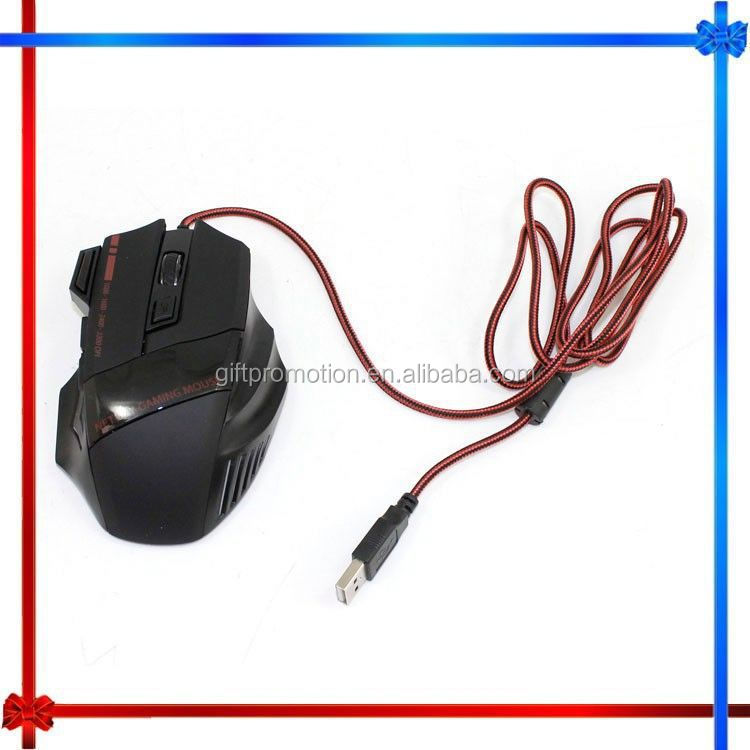 MW224 3d shape mini optical usb wired mouse for pc laptop computer