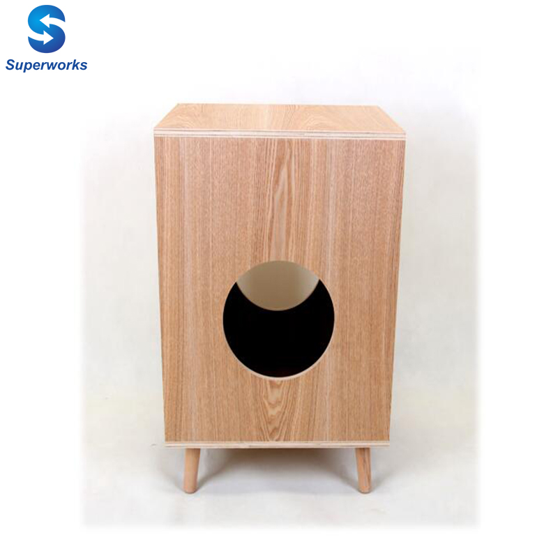 Wholesale Wooden Dog House cat house
