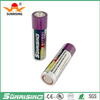1.5V primary battery aa size lr6 am3 alkaline battery