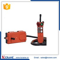 Products F21-4S/D 4 channel 2 speed hoist crane industrial wireless radio remote controller