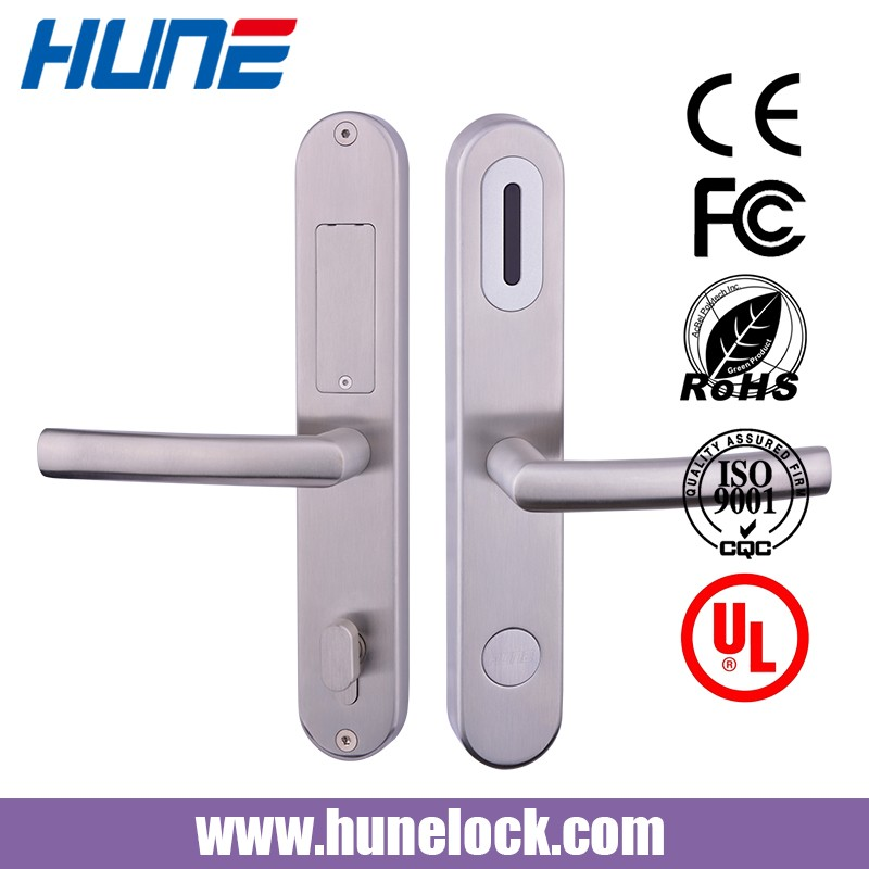 Wholesale Price Rfid Electronic Hotel Key Card Door Lock With Access Control System