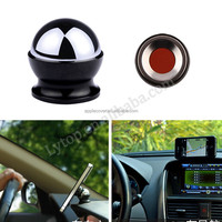 New Arrival! Unique Universal Magnetic Stainless Steel Ball Moble Phone Holder for iPhone 6