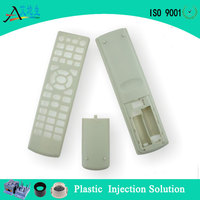 cheap mold for plastic injection tv remote control case, plastic injection mould making