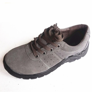 hot sales cheap safety shoes unisex with steel toe cap