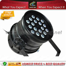 18 x 8w RGBW Quad Color LED Par Can