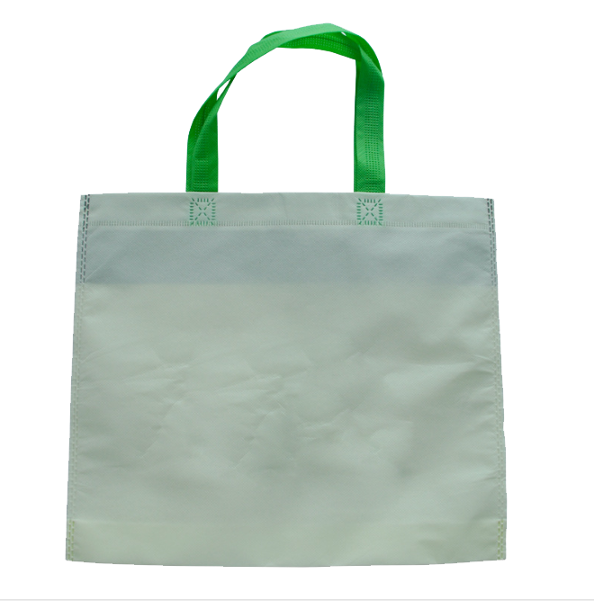 Heat sealed printed non woven cloth bag