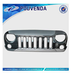 4x4 car accessories Engine Hood cover MOPAR 10th Anniversary type For Jeep Wrangler JK 2007+ engine sheild from Pouvenda