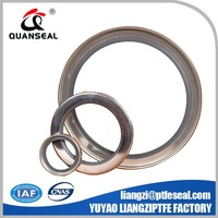 mechanical rotary shaft seal for hydraulic pump