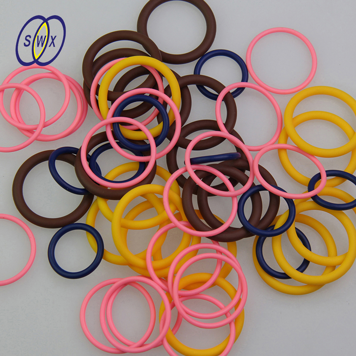 china supplier red viton o ring
