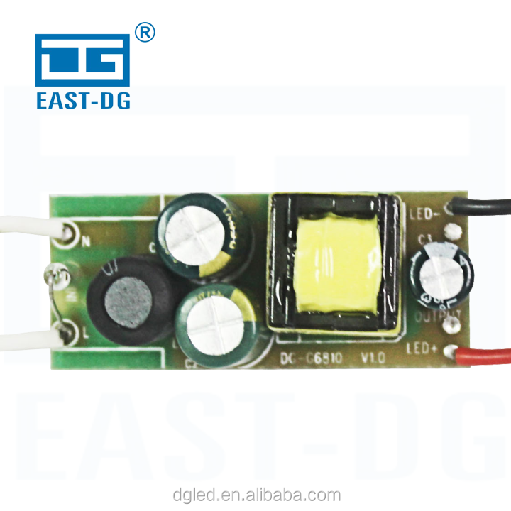 EMC standard 120-150ma dc36-65v 9w led driver circuit with cheap price