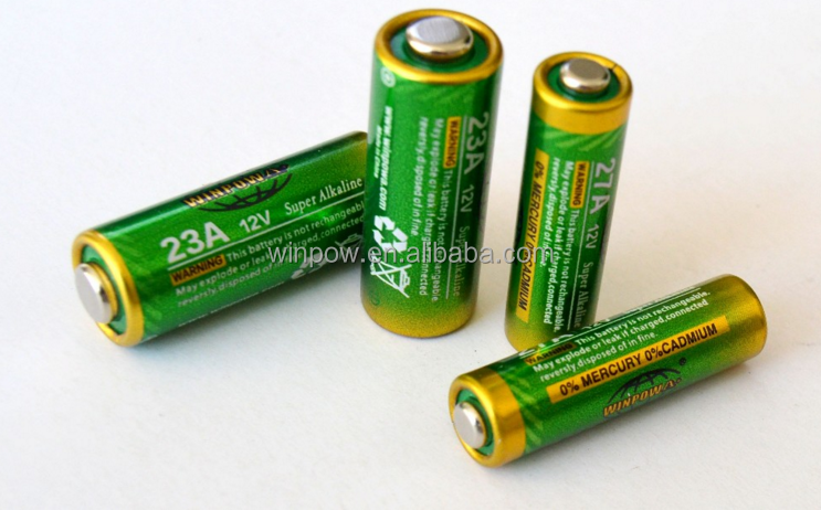 6v 145 mAh Super Alkaline Battery , 4LR44 L1325 primary dry battery
