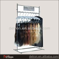 hot sales fashinoable metal hair extension stand