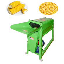 High Efficiency Corn Threshing And Peeling Machine/Corn Sheller