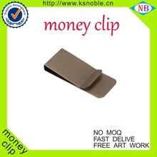 hot sale brass cool money clips