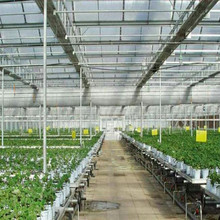 High quality polycarbonate commercial greenhouse equipment