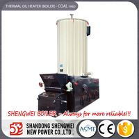 Coal Fired Thermal Oil Boiler For Mongolia Market