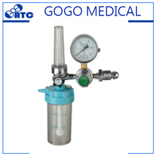 High Quality FDA approval oxygen humidifier/oxygen flow gauge regulator/bottles