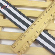 No peculiar smell adjustable bar band elastic tapes elastic waistband material with high quality