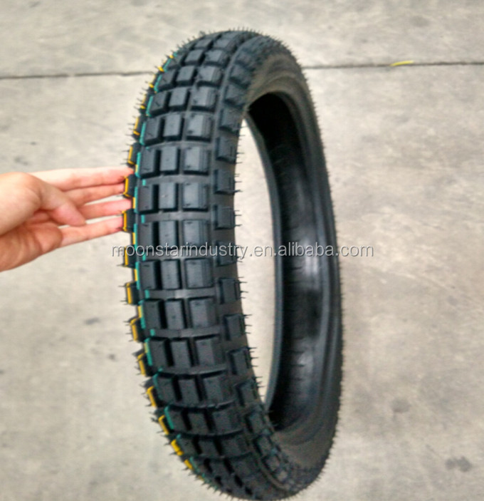 china factory motorcycle tires best seller off road 3.00 18