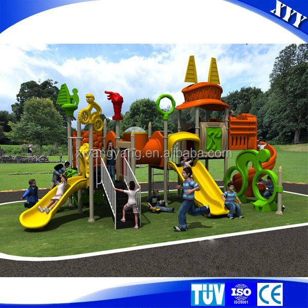 Rubber tile children outdoor playground