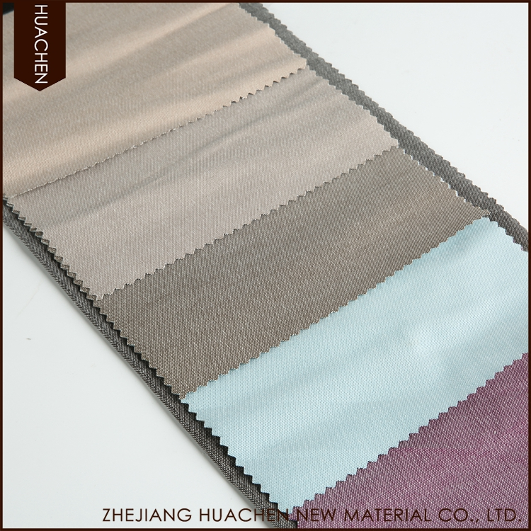Factory directly provide high quality blackout embroidered sheer voile curtain fabric