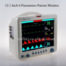 Rainbow Wholesale Cheap Professional Ambulance Multiparameter Patient Monitor Price