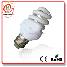 CE standard 15w cfl circuit with spiral shape