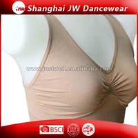 Passionate OEM Service Hot Sale Simple Cheapest Breathable Sexy Dance Tops
