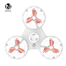 HOT SALE three wheels windmill modeling Fidget spinner flying hand toy