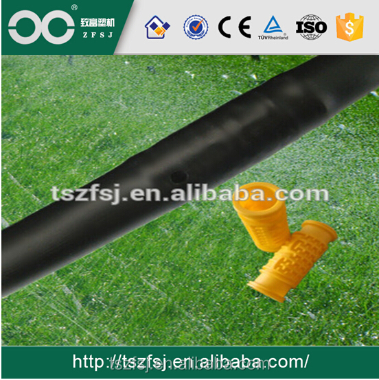 Easy reinstall agriculture drip irrigation pipe