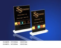 Perfect Nice Crystal Glass Award Trophy for Business Gift
