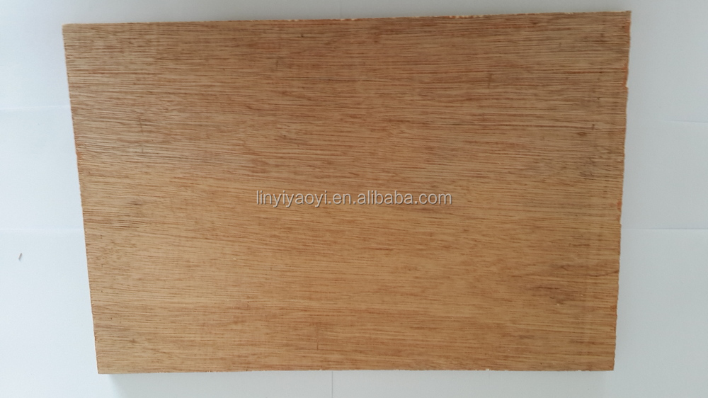 18mm Thickness Balsa Wood And Bamboo Lumber Plywood